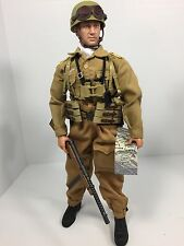 1/6 DRAGON LUFTWAFFE FMJ PARATROOPER DAK AFRIKA KORPS MP738 MAP WW2 DID BBI 21st