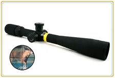 BSA Deerhunter 8-32x44 Side Wheel Focus Mil-Dot Rifle Scope