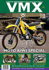 VMX Vintage MX & Dirt Bike AHRMA Magazine - Issue #56