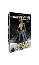 Official WWE Survivor Series 2007 Steel Book (Pre-owned DVD)