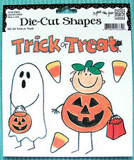 Die Cuts MAMBI Me & My Big Ideas HOLIDAY Halloween - Trick or Treat - Pumpkin