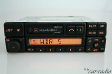Mercedes original autoradio Special be2210 becker RDS casetes radio a0038208286