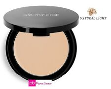 Glo Minerals Pressed Base Natural Light - NEW in BOX