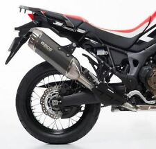 SILENCIEUX BOS DESERT FOX CARBONE HONDA CRF 1000 L AFRICA TWIN 2016- 1640210CS