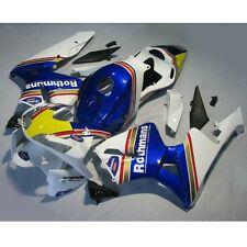 Motorcycle ABS Plastic Fairing Bodywork Kit For Honda CBR 600 RR F5 2003 2004 8B