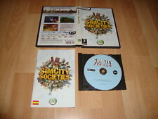 SIMCITY SOCIETIES SIM CITY DE EA GAMES PARA PC USADO COMPLETO