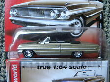 1964 FORD GALAXIE 500XL CONVERTIBLE        2014 AUTO WORLD VINTAGE MUSCLE   1:64