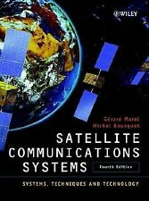 Satellite Communications Systems: Systems, Techniques and Technology, Bousquet,