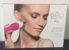 PMD PERSONAL MICRODERM PRO SYSTEM MICRODERMABRASION KIT NEW  PINK COLOR