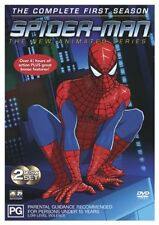 Spider-Man:The New Animated Series - The Complete Season 1 - (Spiderman) DVD NEW