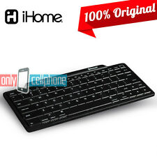 iHome Universal Bluetooth Keyboard for Android Windows iPhone iPad New Retail