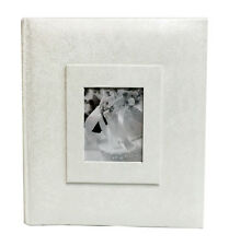 White Wedding Album 200 Photo 5x7 size (1 Album)