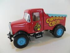 CORGI SCAMMELL HIGHWAYMAN 'CHIPPERFIELDS CIRCUS' LORRY CAB 1:50 97885. PERFECT