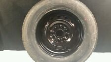 1999 TOYOTA CAMRY OEM FULL SIZE SPARE TIRE / DONUT  / EMERGENCY SPARE WHEEL.