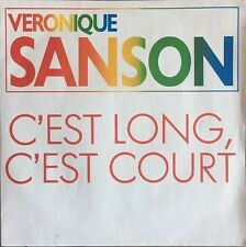 "Veronique Sanson - C'est Long, C'est Court - Vinyl 7"" 45T (Single)"