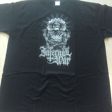 INFERNAL WAR Chronicles Of Genocide T-SHIRT SIZE: MEDIUM