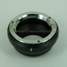 For Minolta MD MC Mount Lens to Nikon 1 body Adapter Ring  V1 J2 J4 J5 V2 V3 V5