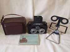 SPUTNIK Vintage Russian Stereo Camera