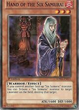 YU-GI-OH: HAND OF THE SIX SAMURAI - SDWA-EN015 - 1st EDITION