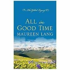 All in Good Time (Thorndike Press Large Print Christian Historical Fiction)