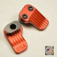 Extended Magazine Release Oversized Large Tactical Mag Button 5.56/223/.308 RED