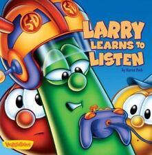 Larry Learns to Listen Big Idea Books / VeggieTales