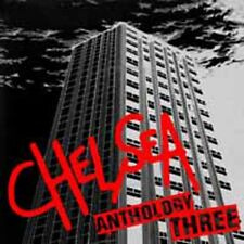 Chelsea - ANTHOLOGY VOL. 3 - Compact Disc - 3 x CD Box Set (in stock) punk