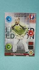 Panini Adrenalyn XL Euro 2016 Gabor Kiraly - Classic Limited Edition EM