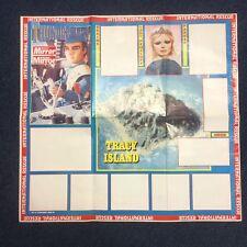 Thunderbirds Daily Mirror & Wallchart 1993 Gerry Anderson # 5