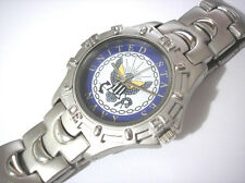 United States Army Navy Silvertone Metal Men's Watch