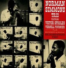 Norman Simmons & Richard Evans: Norman Simmons Trio + Richard Evans Trio
