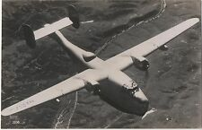 POSTCARD  AVIATION  Consolidated PB4 - 71  Model  31