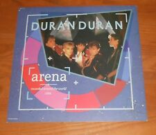 Duran Duran Arena Poster 2-Sided Flat Square Promo 12x12 RARE