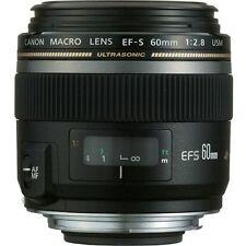 CANON EFs 60mm F2.8 MACRO 1.1.mm USM LENS FOR CANON 100D 760D 80D 50D 1300 600D
