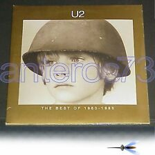 "U2 ""THE BEST OF 1980-1990"" RARE DOUBLE LP STILL SEALED"