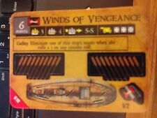 Pirates of the Barbary Coast #010 Winds of Vengeance Pocketmodel NrMint-MINT