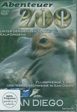 DVD_Flusspferde, Loris und Warzenschweine im Zoo San Diego