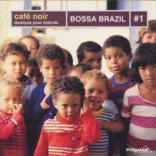CAFÉ NOIR 1 = Gazzara/Belladonna/Alma Latina/Montefiori...= BOSSA BRAZIL DELUXE!