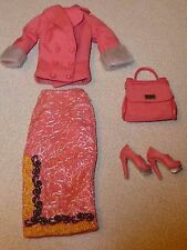 Fashion royalty Agnes Truly Madly Deeply - outfit only - rare - new & mint.