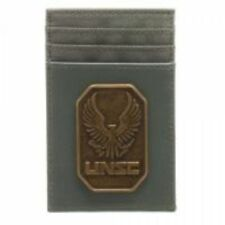 Halo UNSC Brass Badge Frontpocket Wallet NEW 2015 DESIGN! GREAT QUALITY