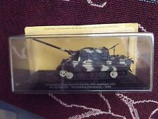 1:72 TANKS COLLECTION - PANZERJAGER TIGER - HEIDELBERG GERMANY 1945