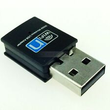 Wireless WIFI WLAN Mini Adapter Stick USB 2.0 Dongle 300 Mbit IEEE 802.11b/g/n