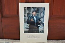 Patrick Troughton Doctor Who 2 Genuine Autograph UACC/AFTAL