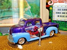 1953 CHEVY PICKUP TRUCK LIMITED EDITION CREW CAB 1/64 MASTERS OF THE UNIVERSE
