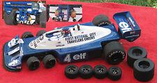 "1:10 Tamiya 49154 Tyrrell P-34 ""Six-Wheeler"" RC Rennwagen F-1 Modell Unikat"