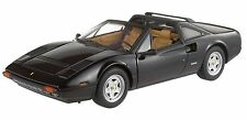 HOT WHEELS ELITE 1/18 FERRARI 308 GTS BLACK P9899 LIMITED EDITION 5,000 PIECES