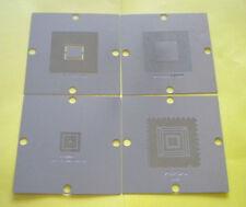 For BGA Reball & Rework PS3 GPU CPU CXR714120 Chip New 4 pcs 80mm BGA Template