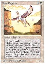 x4 Pégase de Mesa / Mesa Pegasus UNLIMITED VO ENGLISH Magic MTG ~ EX