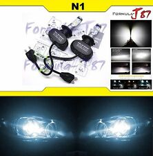 LED KIT N1 50W H7 6000K WHITE HEAD LIGHT FOG QUALITY REPLACEMENT LAMP UPGRADE