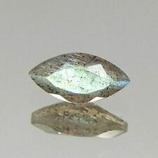 18X9 MM MARQUISE CUT LABRADORITE FACETED GEMSTONE RAINBOW EFFECT AAA